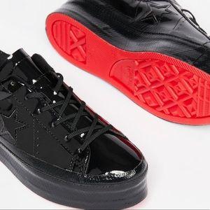Converse Shoes - Converse One Star Platform